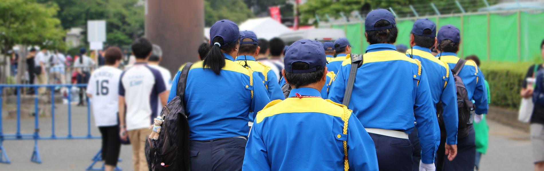 埼玉で実績豊富な警備会社ならセーフティユニオン